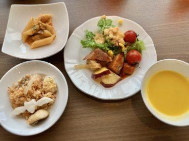 【カジュアルダイニング ウルバーノ】ANAクラウンプラザホテルのメインが選べるランチビュッフェ!2000円のコース内容を食べ尽くし!
