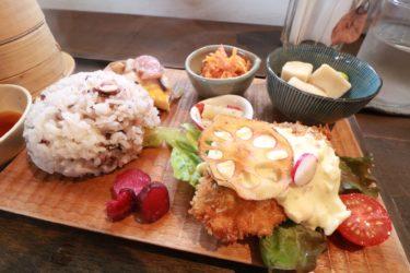 【Skip】岡山市南区のナチュラル空間で、ミニせいろ付きのお洒落なランチをできる女子会やデートにぴったりのカフェ&雑貨屋さん。