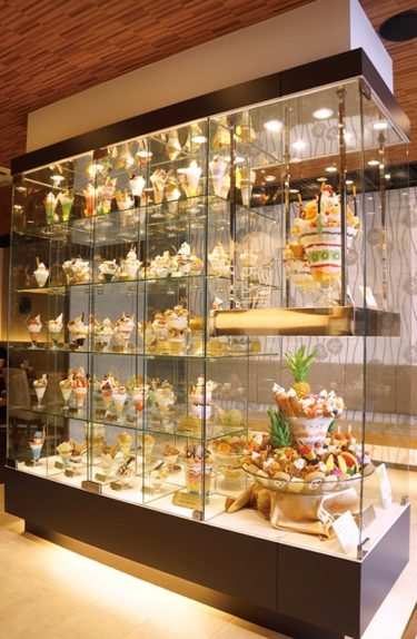 【からふね屋カフェ】岡山の甘党必見!150種類以上のパフェがさんすて岡山リニューアルとともにやってくる!