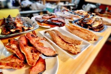 【大阪屋】あの人気ブロガーさんと初のコラボ企画!選べる「魚定食」がオススメの玉野市で長年愛される名店に行ってきました!