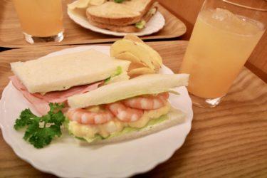岡山県民御用達のパン屋で食べれる420円サンドイッチランチを知ってる?
