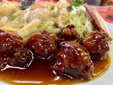 中華料理 とらや】倉敷の名店!!八宝菜が自慢の老鋪中華料理屋でA定食を頂きました。