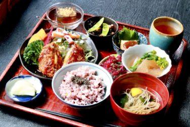 【カフェギャラリー茶蔵(ちゃくら)】岡山県西大寺周辺の品数が多くて映える!野菜もしっかりとれて身体にも嬉しいランチ♪