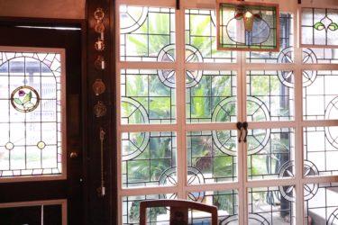 【ポートベロ・アンティーク】岡山市に1万円代から買えるステンドグラス専門店を発見!こんな今だからこそオススメしたい癒しのステンドグラス!