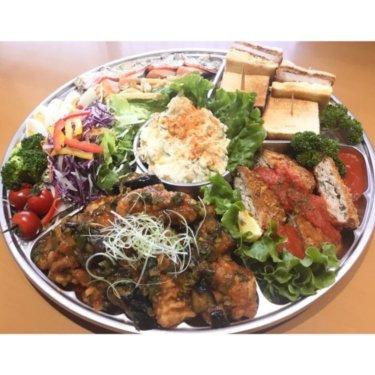 岡山テイクアウト|【カフェアンジェリカ】おしゃれカフェのイチオシ!美味しいものが詰まったオードブル!