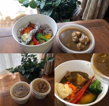 岡山テイクアウト【古民家カフェ神武橋】西大寺で人気の古民家カフェの野菜がとれるテイクアウト。