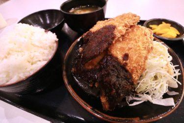 【鶏料理専門店 鶏いち】倉敷アリオフードコート内の鶏料理専門店の640円でボリューム満点鶏かつ定食