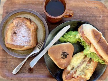 【米粉パン専門店 大元工房】米粉80%以上使用のもっちり優しい味のパン屋さんでコンプリートしたくなる美味しさの「おにぎりパン」はリピ決定!