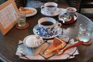 【内田屋】岡山市中区のカフェ&ギャラリーで和食器を眺めながら、ゆったり珈琲タイム♪