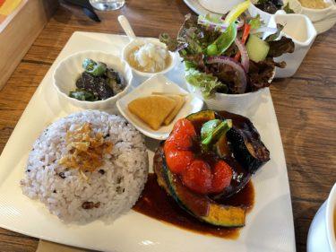 【カウベルカフェ】岡山市中区|食べたいものがきっと見つかる彩りが綺麗なランチを食べれるカフェ。