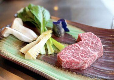 【備彩】緊急事態宣言あけたら行きたい!ホテルグランヴィアの高級鉄板焼店で平日10食限定贅沢ランチ!