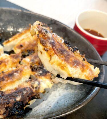 もう餃子作るのやーめたっ!超人気で1ヶ月待ち『餃子の丸岡』のお取り寄せ餃子がクセになる味わいでリピ決。
