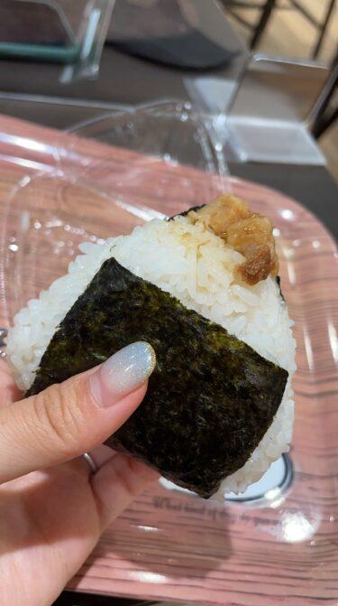 【できたておむすび米米】フワッと美味しい個人的岡山No1おむすび店の「煮豚」が美味しすぎた・・・。
