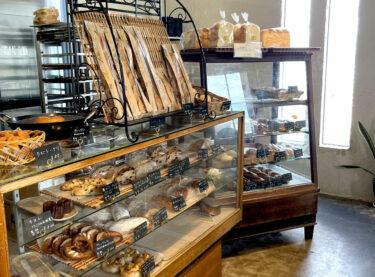 【ベーカリー ジャム (Bakery JAM)】玉野市|ショーケースに並ぶパンが可愛い!ハード系パン好きにおすすめの小さなお洒落パン屋さん。