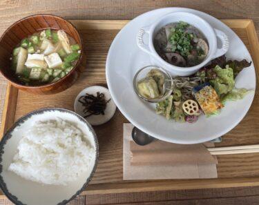 【グリッド キッチン (Grid Kitchen)】玉野市|児島湖のほとりの元船工場をリノベしたお洒落カフェでランチ♡