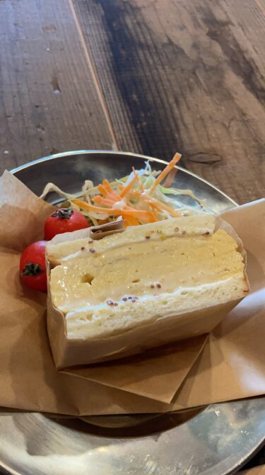 【十五喫茶店】岡山市中区|テイクアウトにもぴったり!古民家カフェの「表町サンド」がコスパ良くって美味しい〜!