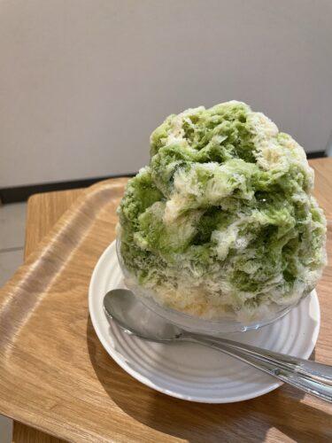 【喫茶カニドン】表町|一度行ってみたかった!「ミル金」発祥のお店でフワフワ美味しいかき氷を堪能♡